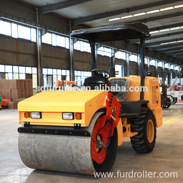 3 Ton Vibratory Single Drum Roller Compactor (FYL-D203)