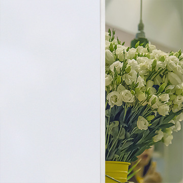 Nuelife Window frosted glass stickers bathroom window stickers Office opaque self-adhesive explosion-proof glass film