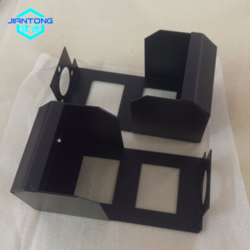 custom galvanzied steel powder coating steel stamping part