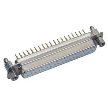 D-SUB Male Four Row Crimp Type(stamped Pin)