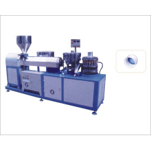 Plastic Bottle Cap Folding Machine