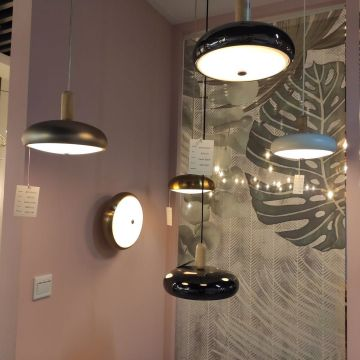 Modern Hotel  Light Glass Pendant Lamp Chandelier