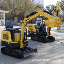 Hot Sale Hydraulic Mini Excavator Machine For Small Projects FWJ-900-13