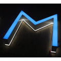 Halo Lit Channel Letters Cheap