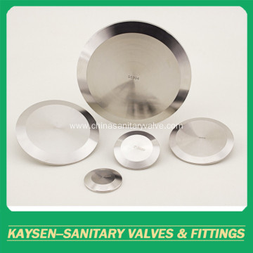 3A Sanitary End Cap Stainless Steel