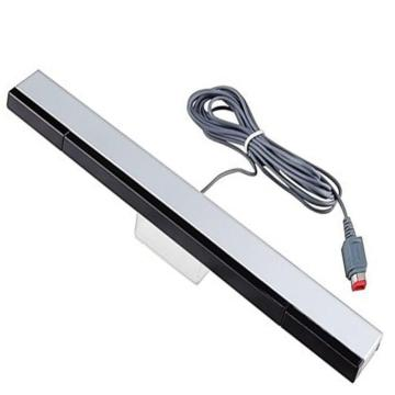 BEESCLOVER Wired Infrared IR Signal Sensor Bar Game Accessories Receiver for Nintend for Wii Remote Console r30