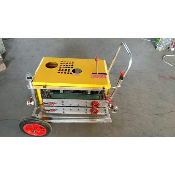 optical fiber pulling machine