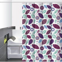 Waterproof Bathroom printed Shower Curtain Xl