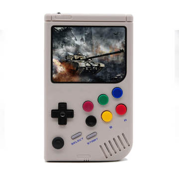 Retro Raspberry Pi 3B Handheld Game Console Build In 6000+ Games For LCL PI Game Boy Video Classic Consoles Support Add Roms