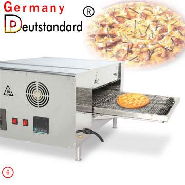 bakery equipment convery pizza oven with CE for sale