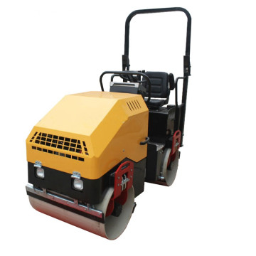 1T Manual Vibration Steel Road Roller