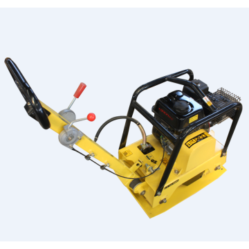 Robin engine Forwarder vibratory Compactor