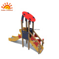 HPL Freestanding Slide Outdoor Playground