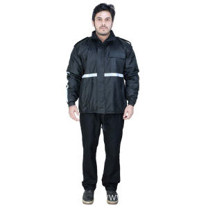 SECURITY GUARD JACKET For Outerwear