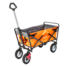 YTR Foldable Heavy Duty Utility Garden Wagon