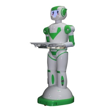 Cafe Waiter Robot Delivery Food and Drink