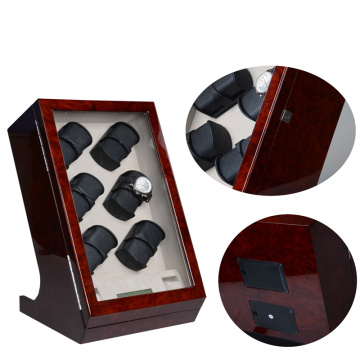 watch winder with touch screen LED