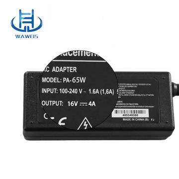 AC Laptop Power Adapter 16V 4A 64W Sony