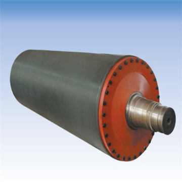 Paper Machine Grooved Press Roll