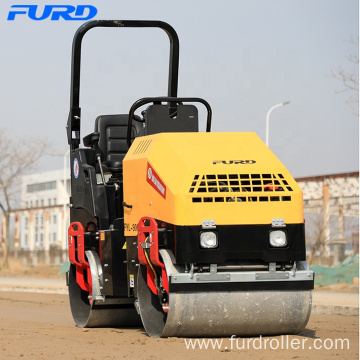 Tandem Drum Asphalt Roller for Sale