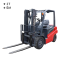 3 Tons Diesel Forklift (5-meter Lifting Height)