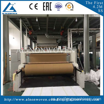 Factory Direct Supply SS Spunboned Nonwoven Machine for Making Medical Products and Baby Diaper