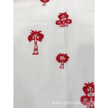 100% Cotton  Active Printed Fabric