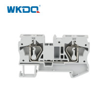 Screwless Terminal Blocks DIN Rail