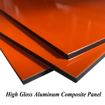 Super Bond Coating Aluminum Acp Sheet