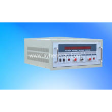 AC voltage stabilizer with Singlephase
