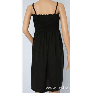 Women Slip Strapless Dress