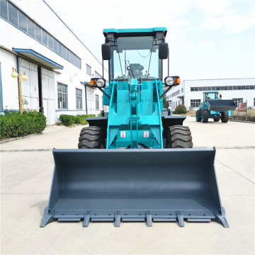Small Type Wheel Loader 1ton with CE certification