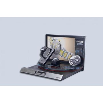 Personality Black Countertop Watch Display Stand