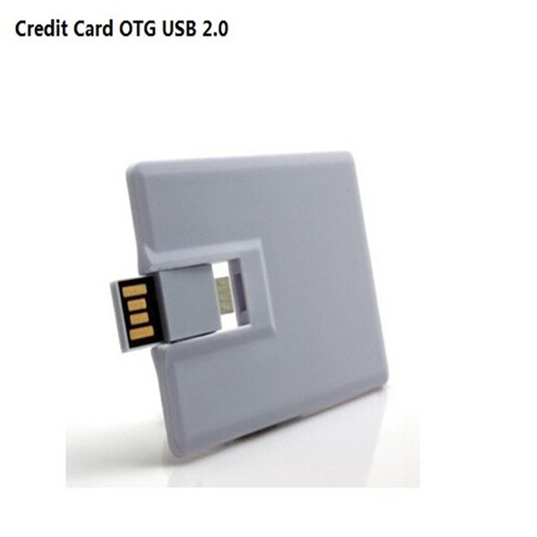 Plastic otg USB Flash Drive
