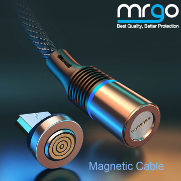 Magnetic USB Type C Cable Micro USB Cable Fast Charger Phone For Xiaomi Huawei Samsung Micro USB Type C Magnetic Cable