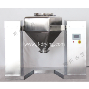 Square Cone Rotating Mixer for chemical machine