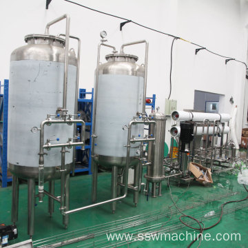 RO water filtering machines for drinking water