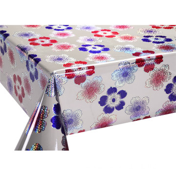 3D Laser Coating Tablecloth Safe