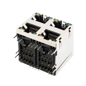 RJ45 ModularJack 1000 base connector