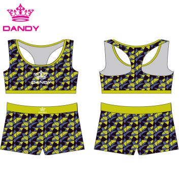 Custom Cheer Practice Wear For Womens