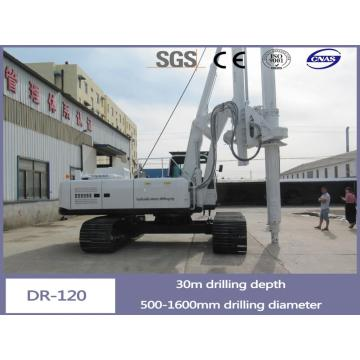 Small Portable Excavator Mounted Drill Rig for Sale