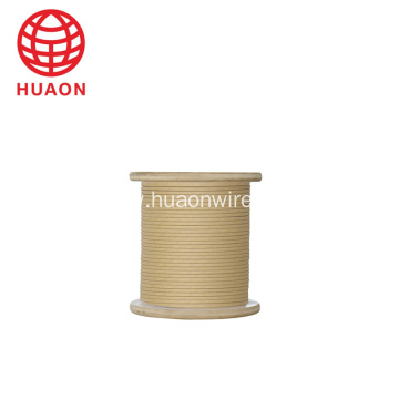 IEC Pretty competitive price magnetic wire kraft paper covered aluminum wire