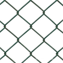 3mm galvanized zinc coated chain link fence panels