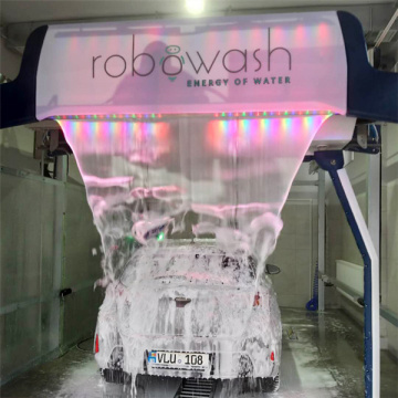 Laserwash 360 automatic car wash machine