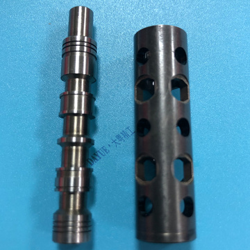 Hydraulic Control Valve Spool Processed Centerless Grinding