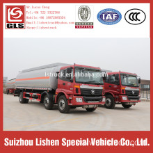 Auman Fuel Carbon Steel Oil Tanker Truck