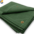 Heavy Duty Polyester canvas tarps on sale