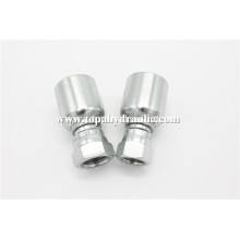 Pipe connectors high pressure hose fittings hydraulic pump