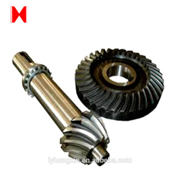 bevel pinion gear crown wheel