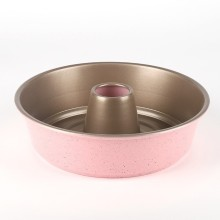 8 Inch Angel Food Cake Pan-Pink